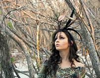 Siren Costume Design