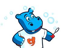 Jodel mascot