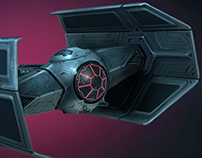Next Generation Tie Advanced