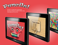 Pencilss BB10 App