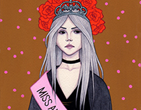 Miss American Vampire
