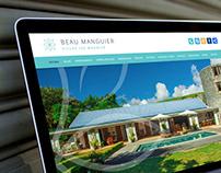 Beau Manguier - Website Design