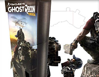 Ubisoft – Ghost Recon Wildlands – Retail POS Display