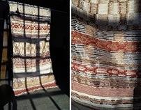 Handwoven Monofilament Blankets