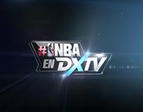 NBA en DXTV