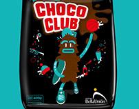 Empaque Polvo Chocolatado