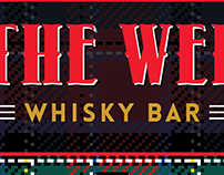 "ISTAT - ""The Wee Whisky Bar"" Event Signage"