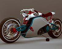 "Bike#64 ""HellFusion"""