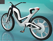 Groove: 3-D Printed Electric Moped 2016