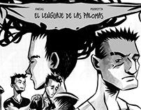 COMPLETA: El lenguaje de las palomas. Farias/Perrotta.