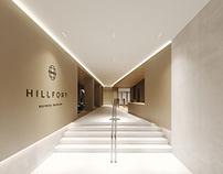 HILLFORT BUSINESS MANSION