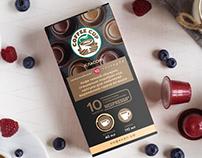 Упаковка кофейных капсул CofeeCup (box)