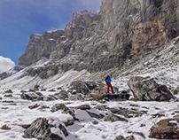 Looking for Monte Perdido
