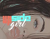 Upside girl