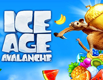 UX Case Study - Ice Age Avalanche : PvP design