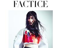 Factice Magazine Dec 2014 Styled by Beagy Zielinski