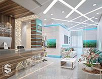 clinic's Interior design