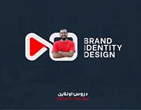 Droos Online Brand Identity Design | دروس اونلاين