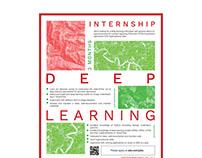 Job advertising flyer