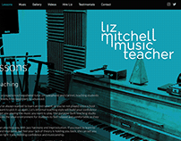 Liz Mitchell Musician, branding