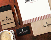 The Grind || Branding