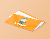 Business card : JomSay (Your feedback matters)