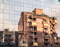 BARCELONA IN MIRRORS