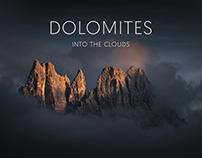 Dolomites // Into the Clouds