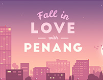 Fall in Love with Penang
