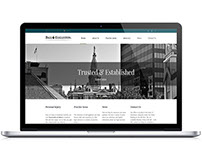Ball Eggleston Website