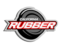California Rubber Logo
