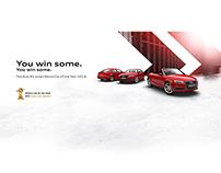 Audi A3 Social Media Graphics