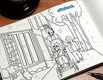 Illustrations - Colouring Pages