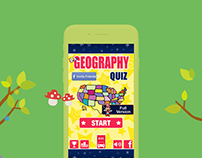 U.S. Geography Quiz for iPhone and iPad