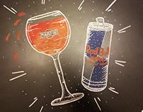 Red Bull - Martini