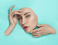 Nail polish ads