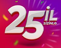 """25 Years """" Baku Electronics """""""