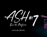 Ash Typeface