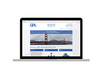 GPL Construction Services - Website