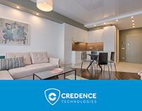 Credence Technologies - Branding Design