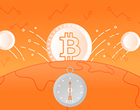 Featured Blog Images for Bitcoin Articles