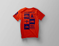 Camp Freedom T-Shirts 2015
