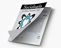 Portada revista sociología