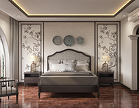 INDOCHINE BEDROOM