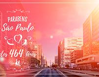 Parabéns São Paulo!!!