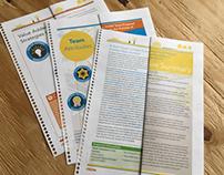IDJC Master Planning and Program Tear Sheets