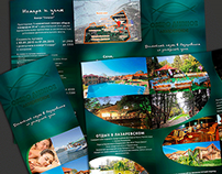 Booklet for hotel