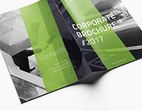 Corporate Brochure.
