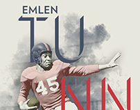 Emlen Tunnell - New York Football Giants