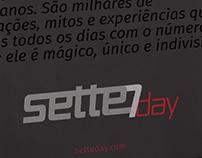 Graphic Design - Brand Project (Sette Day)